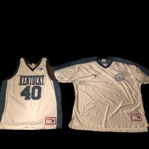 UK Kentucky 1996 champions Walter McCarty jersey